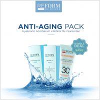 REFORM Skincare Anti-Aging Pack